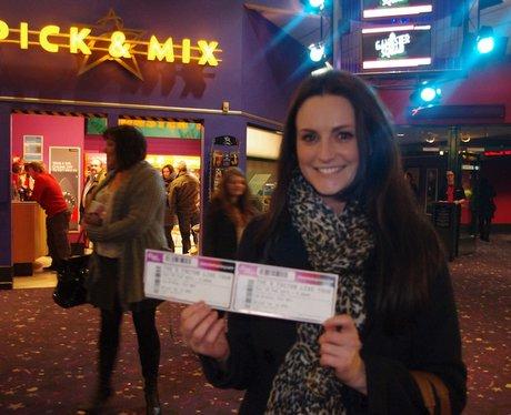 Cineworld Ticket Giveaway
