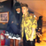 Image 8: Naomi Campbell and Justin Bieber at Jimmy Fallon tapings
