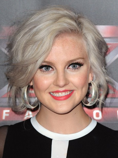 Perrie Edwards at an event for The X Factor Uk
