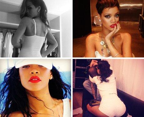 Rihanna's Instagram account