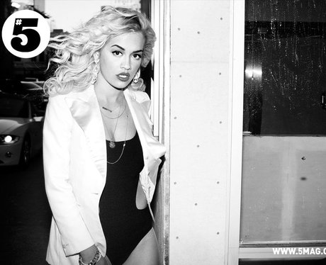 Rita Ora #5 Magazine 2013