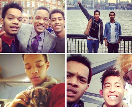 Rizzle Kicks' official Instagram account
