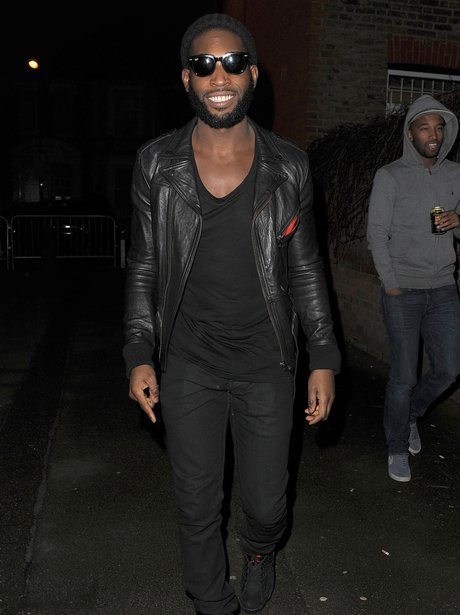 Tinie Tempah at Rita Ora's final UK tour show