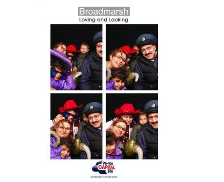 Broadmarsh Groovybooth