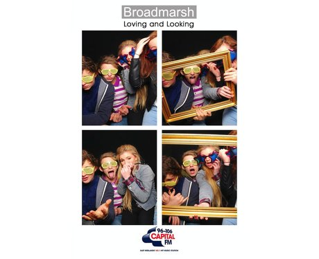 Broadmarsh Groovybooth