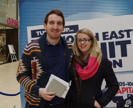 Couples Quiz at Eldon Square