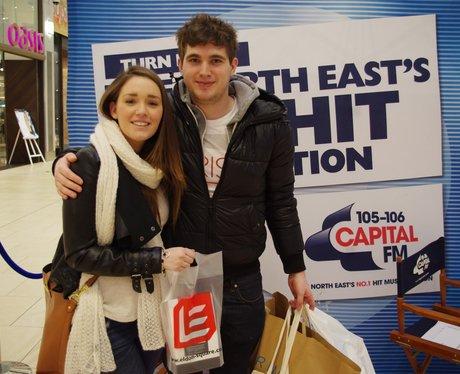 Couples Quiz at Eldon Square