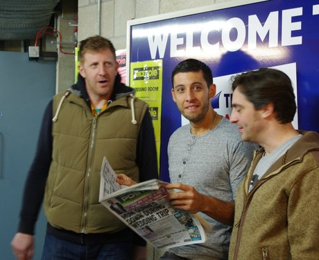 Dino & Pete with Example