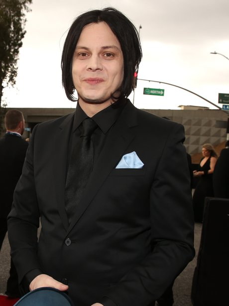Jack White at the Grammy Awards 2013