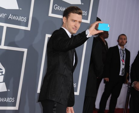 Grammy Awards 2013 with Justin Timberlake