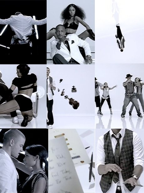 Justin Timberlake 'My Love'