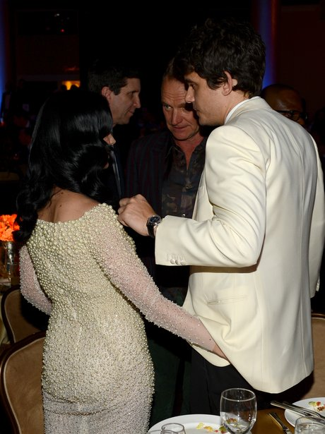 katy perry with sting and john mayer
