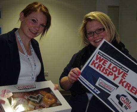Krispy Kreme - 13th February