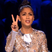 Image 3: Nicole Scherzinger giving the peace sign