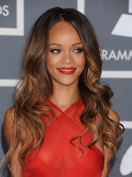 Rihanna Grammy Awards 2013