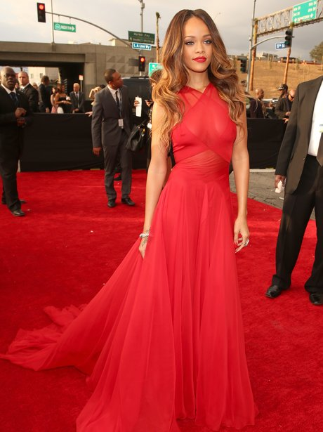 The Most Revealing Outfits At The Grammy Awards 2013 Capital