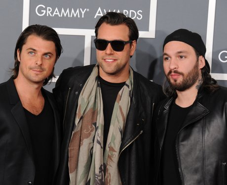 Swedish House Mafia at the Grammy Awards