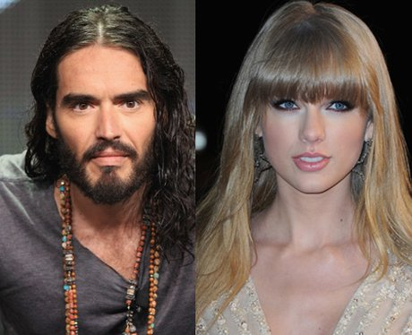 Taylor Swift and Russell Brand