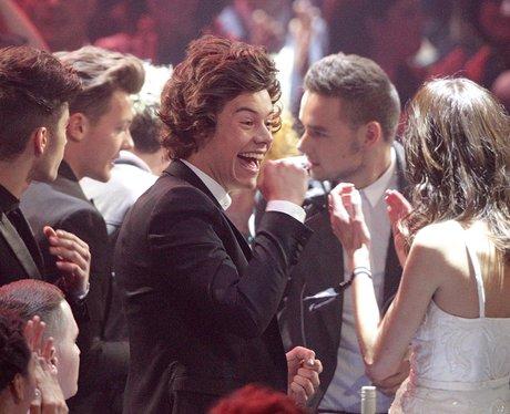 Harry Styles BRIT Awards 2013