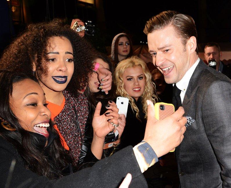Justin Timberlake BRITS 2013 hd