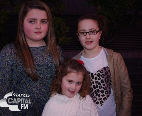 Little Mix fans in Cardiff