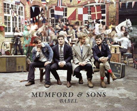 Mumford & Sons' 'Babel' album artwork