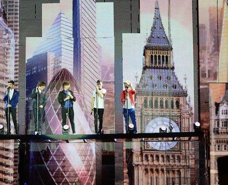 One Direction kick off their 'Take Me Home' tour