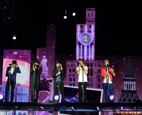 One Direction kick off their 'Take Me Home' world tour