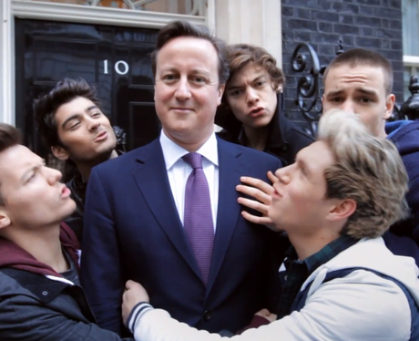 One Way Or Another Video Downing Street