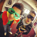 Image 10: Rizzle Kicks wearing Batman and Robin fancy dress