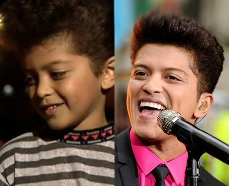 Bruno Mars Before Famous