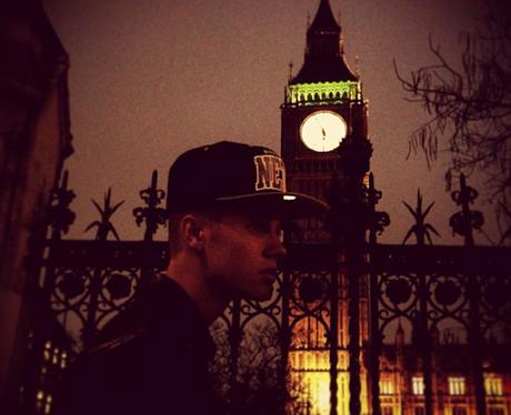 Justin Bieber and Big Ben