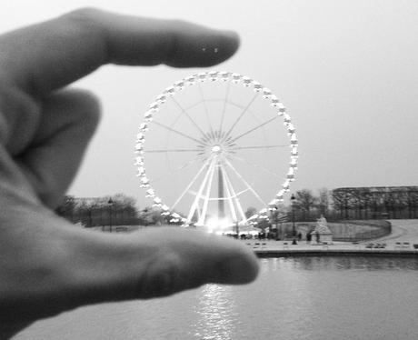 Justin Timberlake ferris wheel picture