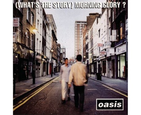 Oasis '(Whats The Story) Morning Glory'