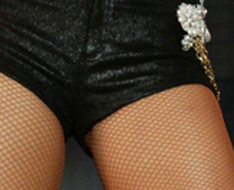 Rihanna shorts