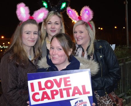 Sheffield Motorpoint Arena 01/03/13