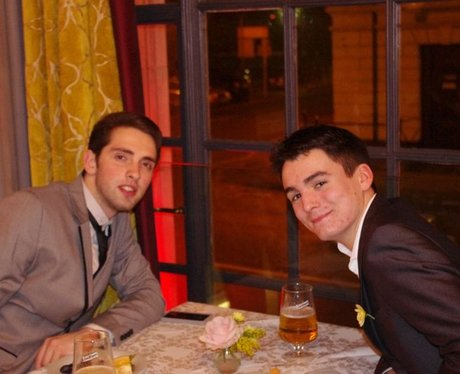 Good Times Suit and Tie