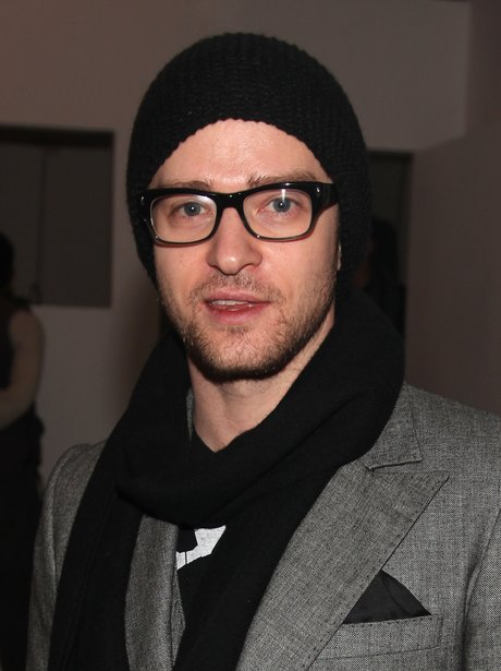 Justin Timberlake manages to find a way to make even the beanie look smart! 5f8ba7a8f45