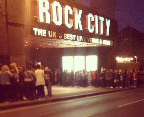Lawson at Rock City #1