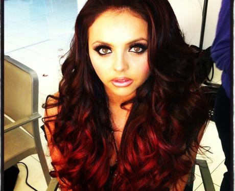 Little Mix show off new hair