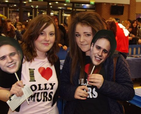 Olly Murs At The BIC - 8/3/13