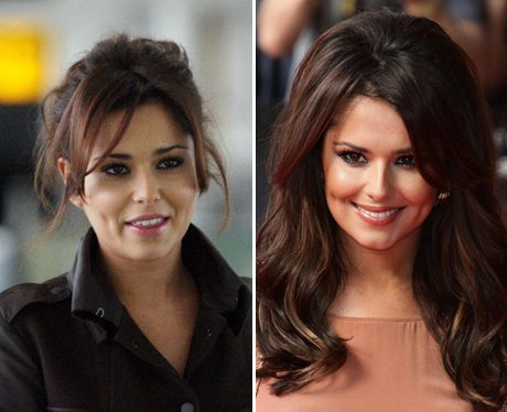 Bad Hair Day: Cheryl Cole