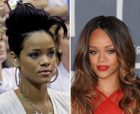Bad Hair Day: Rihanna