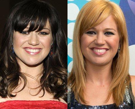 Kelly Clarkson Blond or Brunette