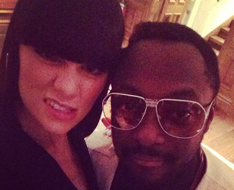 Jessie J and Will.I.Am reunite to work on The Voice UK