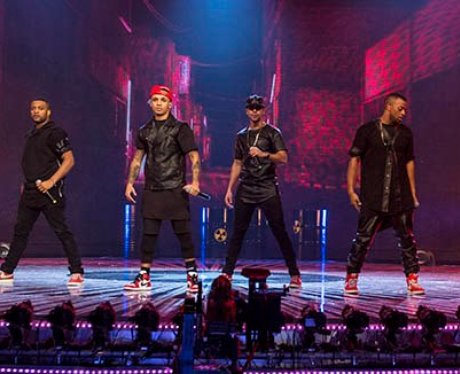 JLS perform on Got To Dance