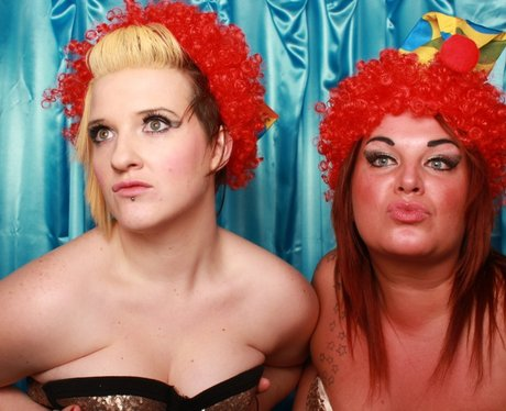 JoJo's Shotgun Wedding - Photobooth