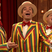 Image 4: Justin Timberlake performs with a barbershop quartet