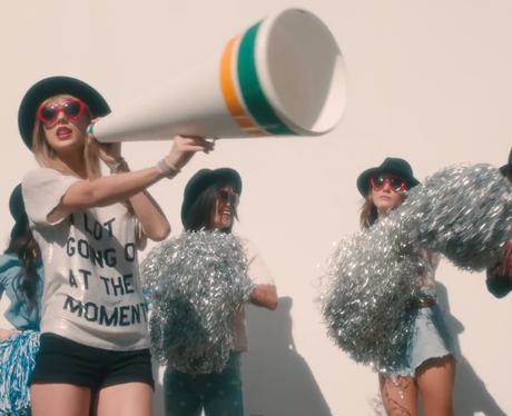 Taylor Swift's '22' music video