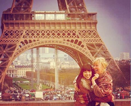 Carly Rae Jepsen in Paris